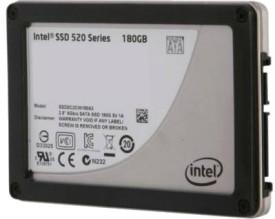 Intel 520 (SSDSC2CW180A310) 180GB SSD Internal Hard Drive