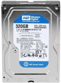 WD Caviar (WD3200AAKX) 320GB Desktop Internal Hard Drive