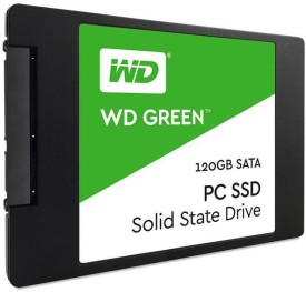 WD Green (WDS120G1G0A) 120GB Internal SSD