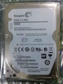 Seagate (ST500VT000) 500GB Laptop Internal Hard Drive