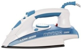 Black-&-Decker-X-2000-Steam-Iron