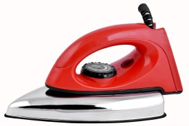 United Red Handle ISI Mark Dry Iron