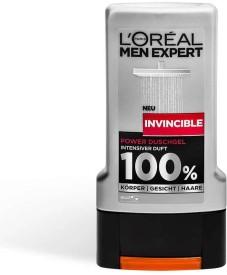 L'Oreal Paris Men Expert Invincible Body Face Hair Shower(300 ml)