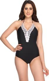 Nidhi Munim Premium Solid Women's Swimsuit
