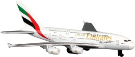 Daron Emirates A380 Single Plane(Multicolour)
