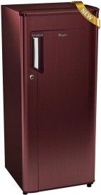 Whirlpool 230 IMFRESH PRM 3S 215L Single Door Refrigerator (Titanium)