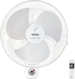 Usha Maxx Air Comfy (400mm) Wall Fan with Remote