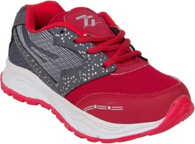 77 seventy seven Boys & Girls Lace Running Shoes(Multicolor)