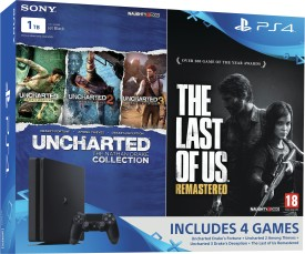 Sony PS4 Slim 1TB Ultimate Player Edition..