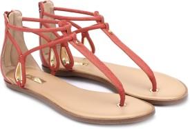 ALDO Women Flame Scarlet Flats