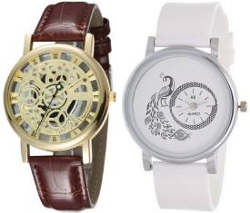 AR Sales Wh-G21 Designer Analog Watch - For Men & Women