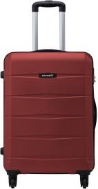 Safari REGLOSS ANTISCRATCH Check-in Luggage - 25.59 inch(Red)
