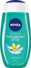 Nivea Care Shower Frangipani and Oil(250 ml)