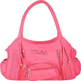 Brover Shoulder Bag(Pink)