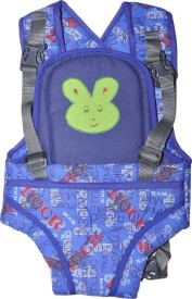 Carter's ASSURED Safety Belt Baby Carrier(Multicolor Front carry facing out)