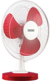 Usha Mist Air Duos 3 Blade Table Fan