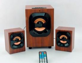 Manzana Blu Champ 2.1 Bluetooth Speaker