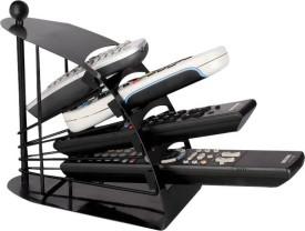 Actionworld Minit Remote Stand 2 pcs Iron Wall Shelf