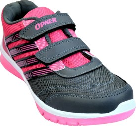 Opner Running Shoes(Pink, Grey)