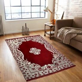 Ivo Multicolor Chenille Carpet(150 cm X 213 cm)