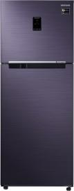 Samsung RT39M5538UT 394L Double Door Refrigerator (Pebble Blue)