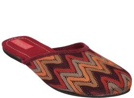 Footrendz RSNBO-3336MA Slip On(Maroon)