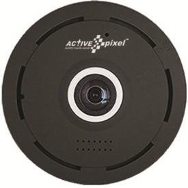 Active Pixel 3D VR 360 Degree Fisheye Panoramic IP Camera