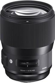 Sigma 135MM F/1.8 DG HSM Art Lens (For Nikon)