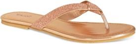 La Briza Women ROSE GOLD Flats