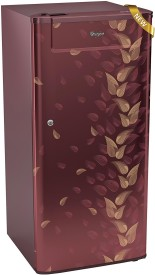 Whirlpool 205 GENIUS CLS 190L 3S Single Door Refrigerator (Fiesta)