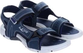 Lancer Men Blue Sandals