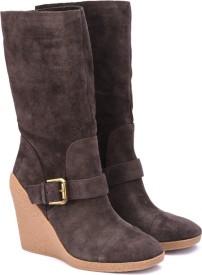 Nine West NWDARREN Boot(Brown)