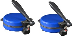Lagotto 6 Month Warranty Pack of 2 Roti and Khakra Maker
