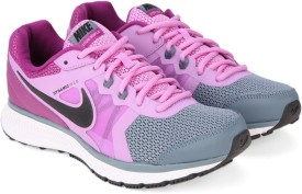 Nike WMNS ZOOM WINFLO MSL Running Shoes(Blue, White)
