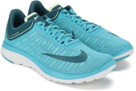 Nike WMNS NIKE FS LITE RUN 4 Running Shoes(Blue)