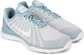 Nike WMNS NIKE IN-SEASON TR 6 Training & Gym Shoes(White)