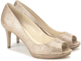 Nine West Women NATURAL Heels