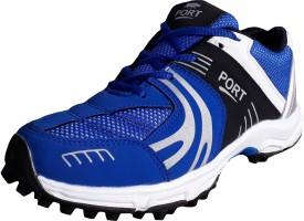 Port Bowlers Cricket Shoes(Blue)