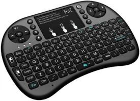 MEZIRE U-8 Wireless Tablet Keyboard(Black)