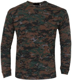 80766e1214e Indian Army T Shirts - Buy Military   Camouflage T Shirts online at best  prices - Flipkart.com