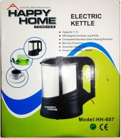 Happy Home HH-607 1.7L Electric Kettle