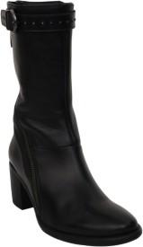SALT N PEPPER 15-769ELLEBLACKWOMENBOOTS Boots(Black)