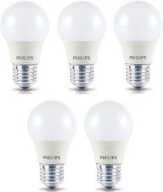 Philips Ace Saver 2.7W E27 230L Round LED..