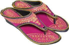 Shopping Station Women Multicolor Flats
