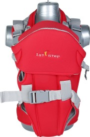 1st Step Baby Carrier Baby Carrier(Red Front carry facing out)