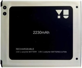 Microsolution Infotech Mobile Battery For Yuphoria - YU A5010 (High Battery Backup)
