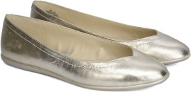 Nine West NWZARONG Ballerinas(Gold)