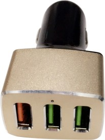 DDPL CC-102 7.2A 3-USB Car Charger