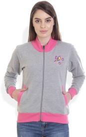 JADEMIST Full Sleeve Women Sweatshirt