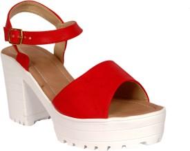 Studio 9 Women Red Heels